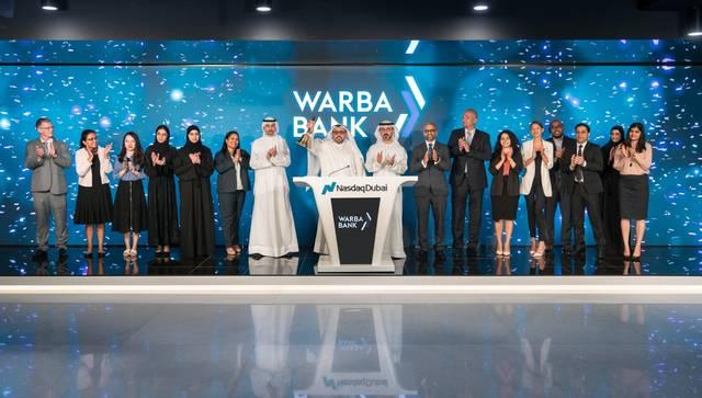 Kuwait's Warba Bank lists $500m Sukuk on Nasdaq Dubai