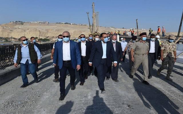 رئيس الوزراء المصري يوجّه بتسريع وتيرة العمل في تطوير بحيرة عين الصيرة
