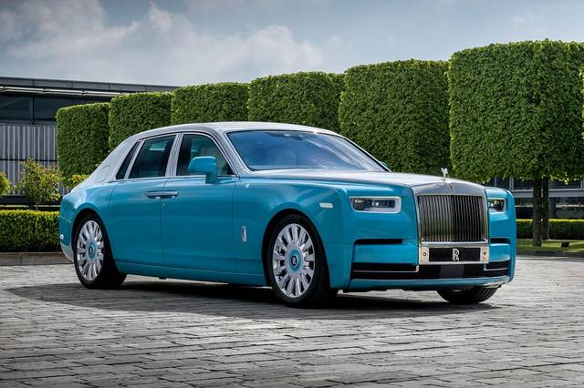 Rolls Royce sales in China near zero on coronavirus epidemic