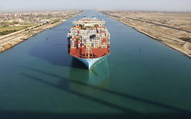 مصر تضع استراتيجية تستهدف زيادة الحصة السوقية لقناة السويس