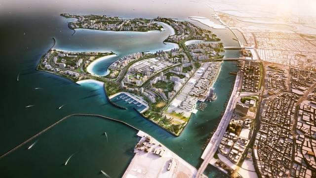 جانب من استثمارات الشركة في إمارة دبي