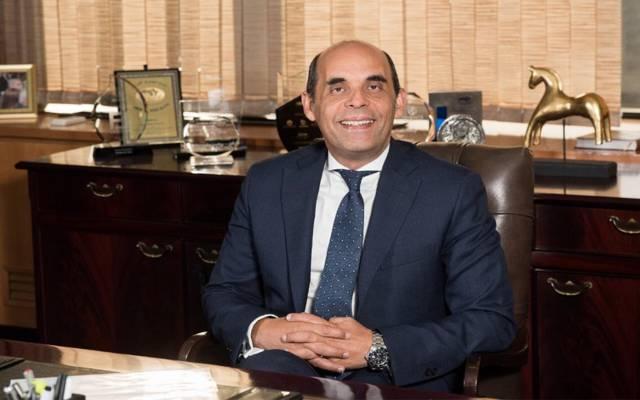 رئيس مجلس إدارة بنك القاهرة طارق فايد - أرشيفية