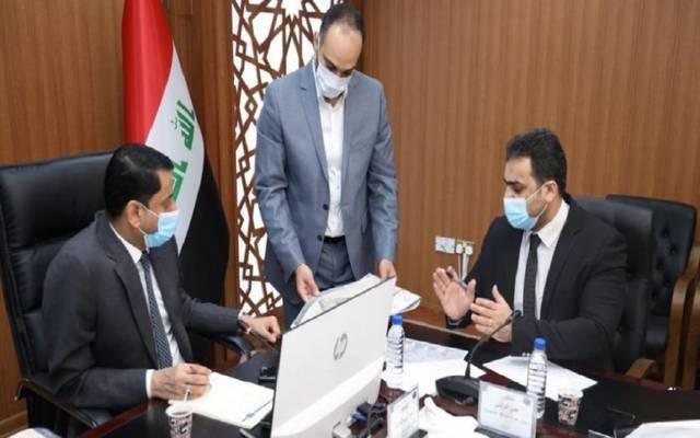الأمين العام لمجلس الوزراء العراقي يوجه بتطوير منفذ سفوان الحدودي مع الكويت
