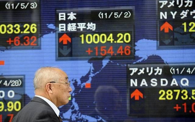 الأسهم اليابانية تتراجع بالختام لكنها تحقق مكاسب أسبوعية