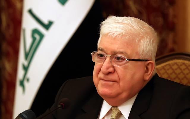 فؤاد معصوم - رئيس الجمهورية العراقية ذو العرقية الكردية