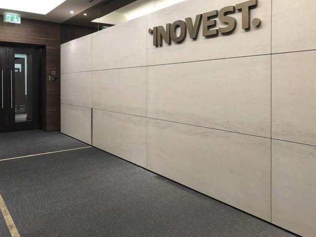 أحد مقرات شركة إنوفست