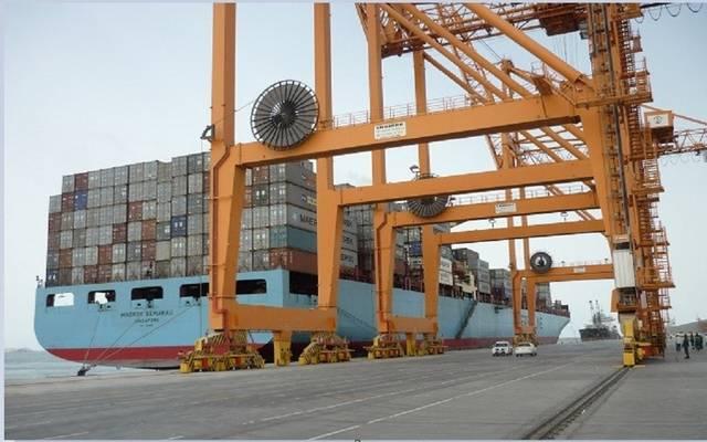 ميناء الجبيل الصناعي