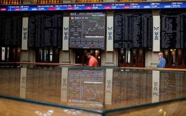 محدث.. الأسهم الأوروبية تهبط عند الإغلاق للجلسة الثالثة