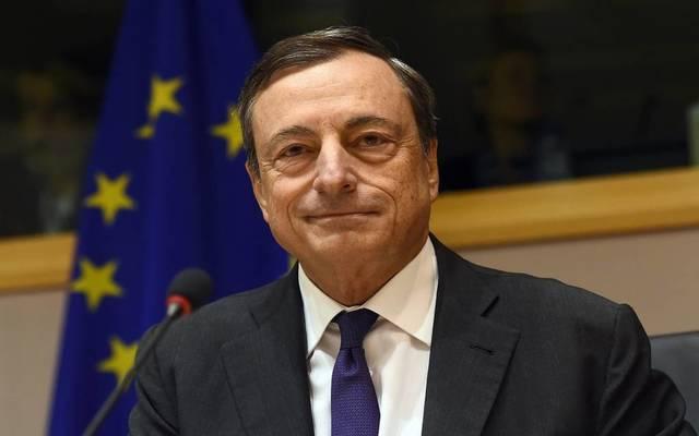 دراجي: المخاطر تتزايد لكن اقتصاد أوروبا مستمر في النمو