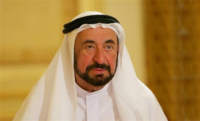 سلطان بن محمد القاسمي عضو المجلس الأعلى حاكم الشارقة