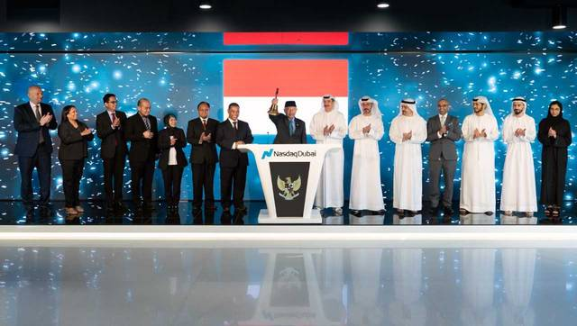 Indonesia celebrates listing $2bn green Sukuk on Nasdaq Dubai