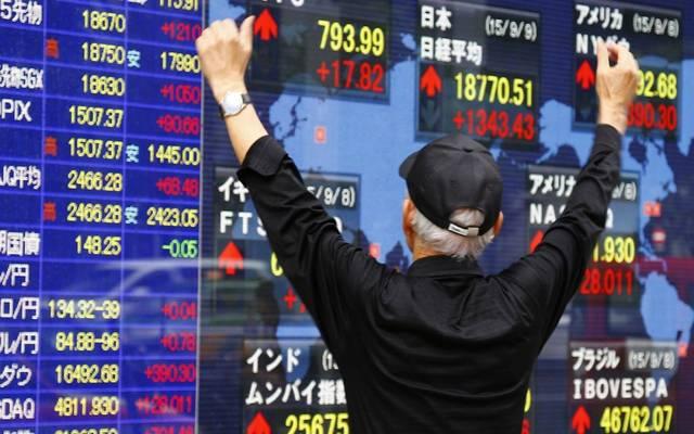 مسح.. الأسهم اليابانية تتجه لتسجيل أعلى مستوى في 21 عاماً
