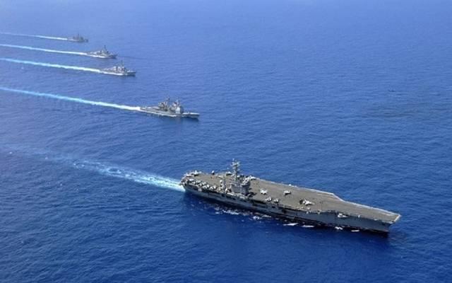 الأسطول الأمريكي الخامس: دول مجلس التعاون..بدأت تعزيز دوريات الأمن بالخليج