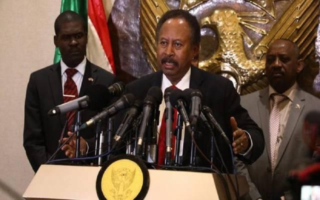 رئيس الوزراء السودان عبدالله حمدوك