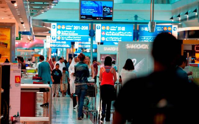 8.2 ملايين مسافر عبر مطار دبي الدولي في اغسطس