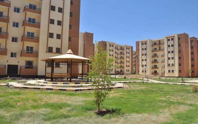مشروعات الإسكان الاجتماعي بمصر - أرشيفية