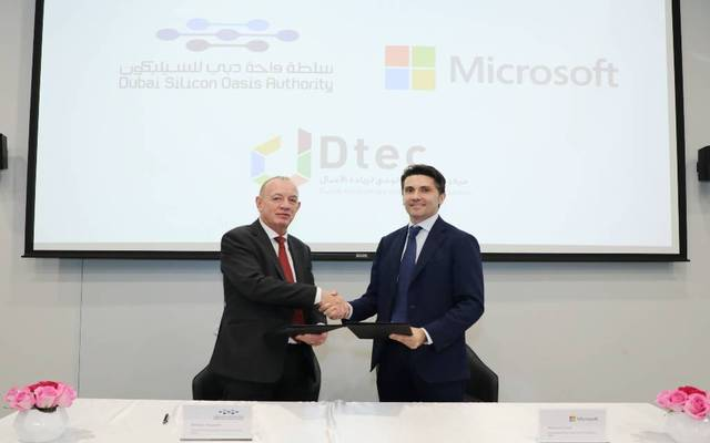 Dubai Silicon Oasis partners with Microsoft to support Dtec