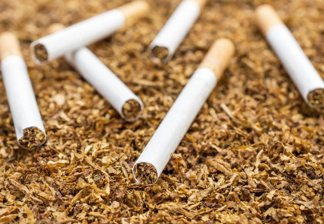 UAE set a 100% excise tax on tobacco