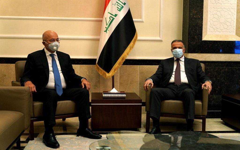 Iraq .. Presidents and Prime Ministers discuss economic and security conditions 1024