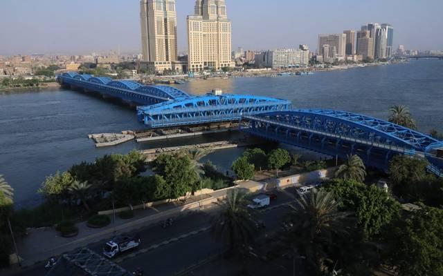 كوبري إمبابة  الأثري على النيل