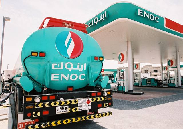 ENOC directed nearly $10 million to environmental sustainability and energy saving in the last 8 years