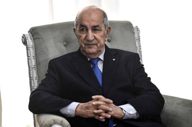 عبدالمجيد تبون
