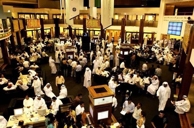 شهرا يناير وفبراير بسوق دبي يخالفان تاريخ 10 سنوات من الارتفاع للأسهم في تلك الفترة