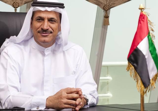 سلطان بن سعيد المنصوري، وزير الاقتصاد بدولة الإمارات