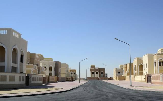 مدينة صباح الأحمد السكنية في الكويت