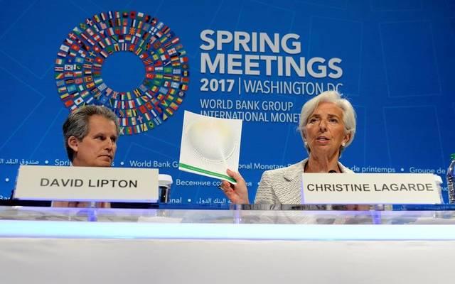 صندوق النقد:400 مليار دولار اتفاقيات الاقتراض الثنائية للأعضاء في 2016