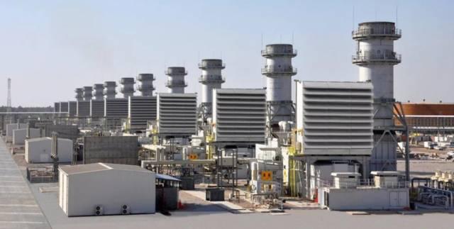 محطات لتوليد الطاقة الكهربائية بالعراق