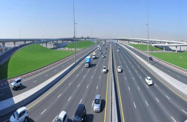 """وكالة:تنفيذ """"جسر البديع"""" يضاعف الطاقة الاستيعابية للطريق بين الشارقة ودبي"""