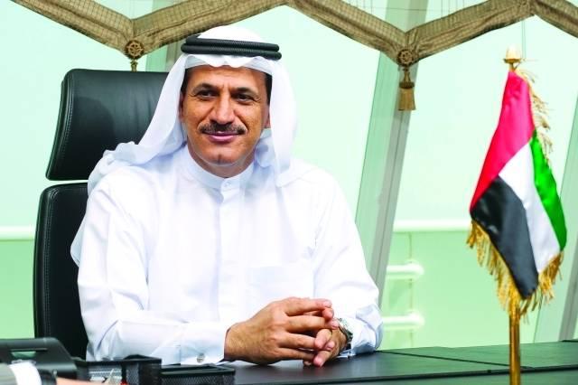 سلطان بن سعيد المنصوري وزير الاقتصاد الإماراتي