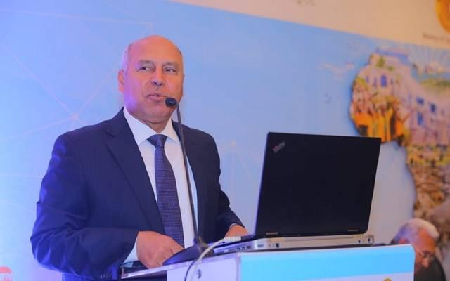 كامل الوزير وزير النقل المصري