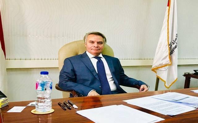 أحمد عنتر رئيس جهاز التمثيل التجاري