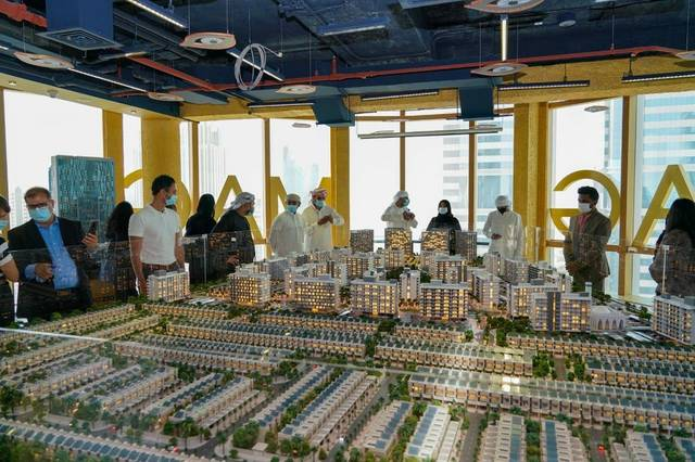 MAG City Project is one of the group's most important projects in Dubai