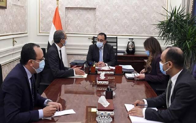 رئيس الوزراء يُتابع مع وزير الاتصالات ملفات عمل الوزارة