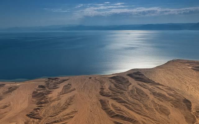 """موقع مشروع مدينة """"نيوم"""" التي تستهدف السعودية بناءها على البحر الأحمر"""