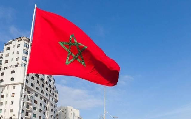 علم المملكة المغربية
