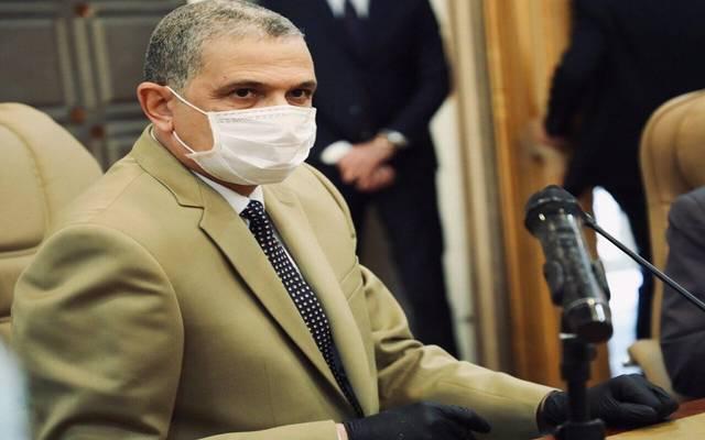 وزير الداخلية العراقي، عثمان الغانمي،