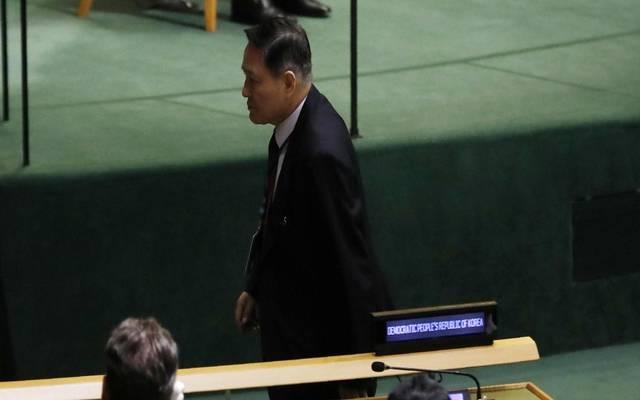"""تشهد العلاقات بين الولايات المتحدة وكوريا الشمالية توترات على خلفية التجارب النووية التي تجريها """"بيونج يانج"""""""