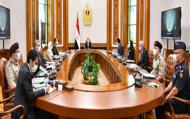 السيسي خلال اجتماع متابعة استراتيجية تطوير صناعة الدواء في مصر