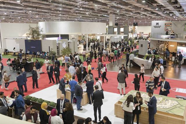 Cityscape 2019 kicked off on Tuesday, 16 April