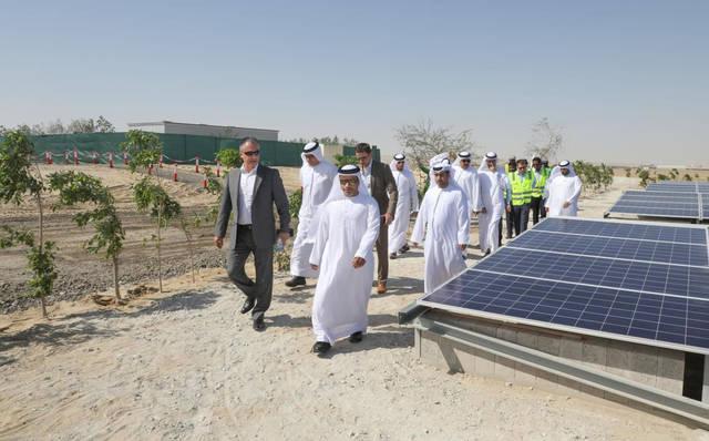 """""""تدوير"""" الإماراتية تفتتح محطة للطاقة الشمسية بقدرة 150 كيلو واط"""