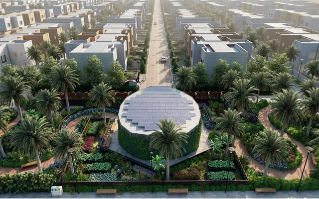 صورة مشروع  مدينة الشارقة المستدامة