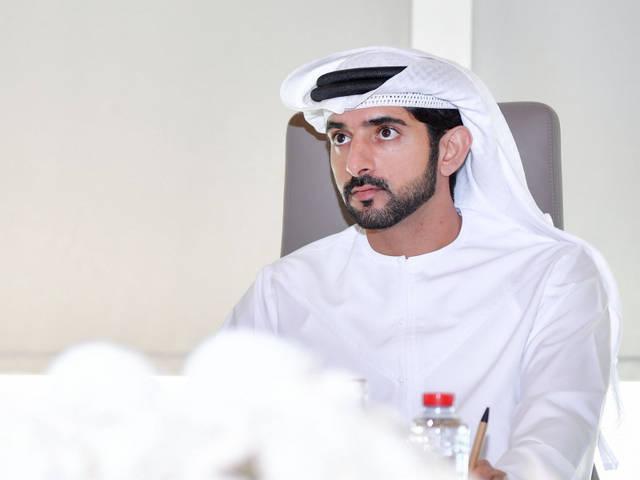 ولي عهد دبي، رئيس المكتب التنفيذي، الشيخ حمدان بن محمد بن راشد