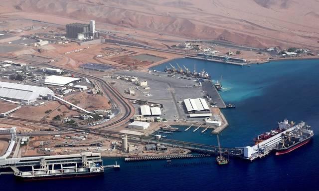 ميناء العقبة الجديد