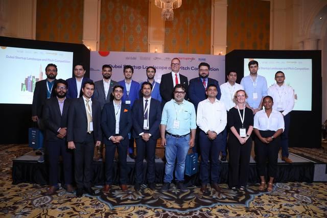 جانب من الجولة و المبادرة ما بين دبي للمشاريع الناشئة و الشركات الهندية