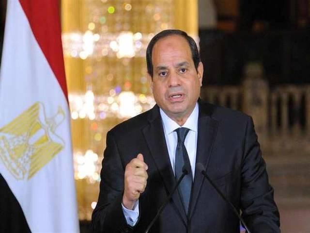 الرئيس السيسي يشهد افتتاح عدد من المشروعات القومية