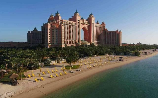 أحد الفنادق في الإمارات